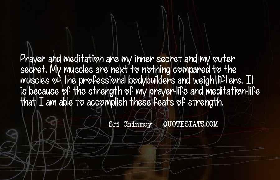 Quotes About Meditation Life #322945