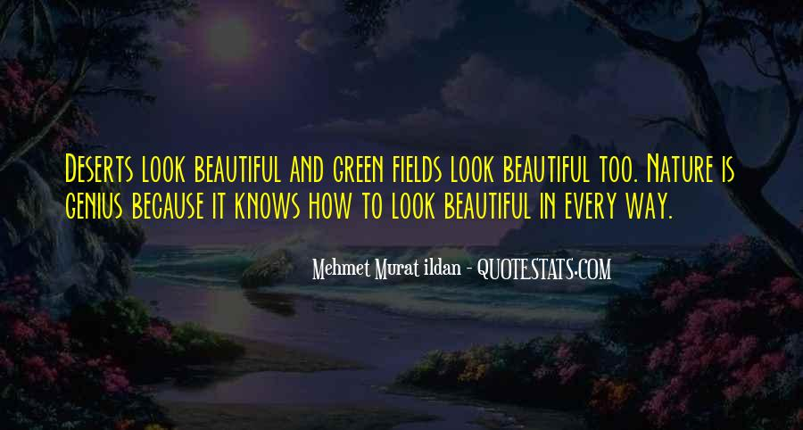 Beautiful In Every Way Quotes #1740356