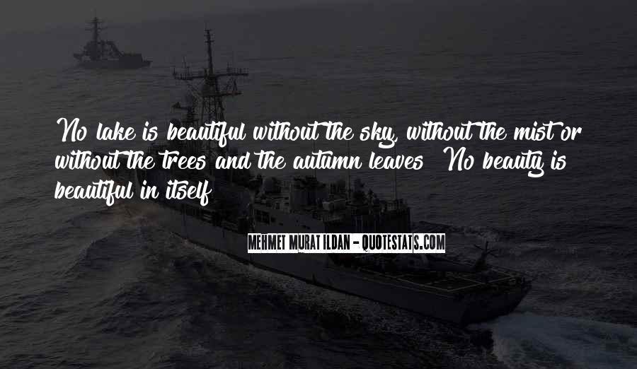 Beautiful Lake Quotes #1061493