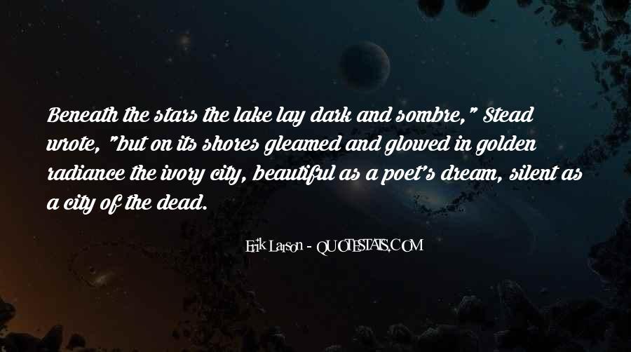 Beautiful Lake Quotes #1504373