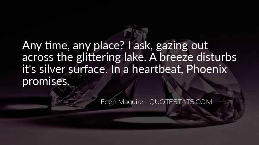 Beautiful Lake Quotes #1676369