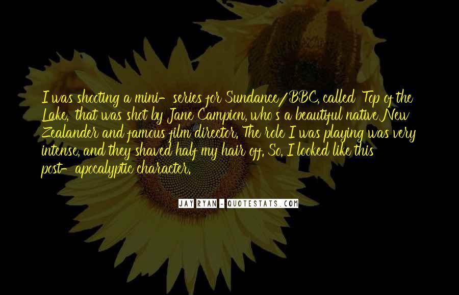 Beautiful Lake Quotes #1689878