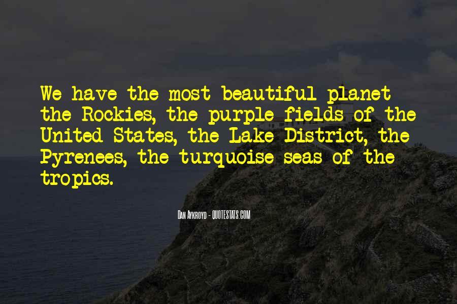Beautiful Lake Quotes #1769226