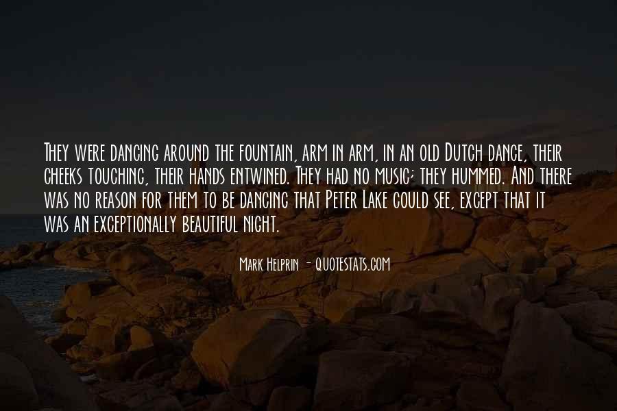Beautiful Lake Quotes #1866263
