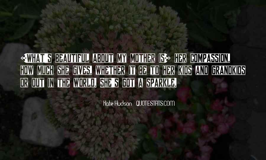 Beautiful Mom To Be Quotes #1650952