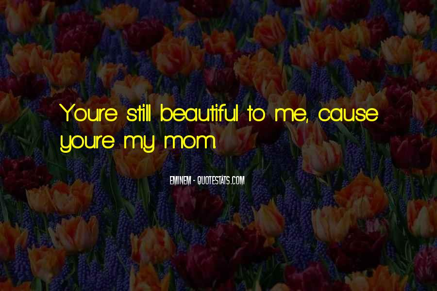 Beautiful Mom To Be Quotes #258355