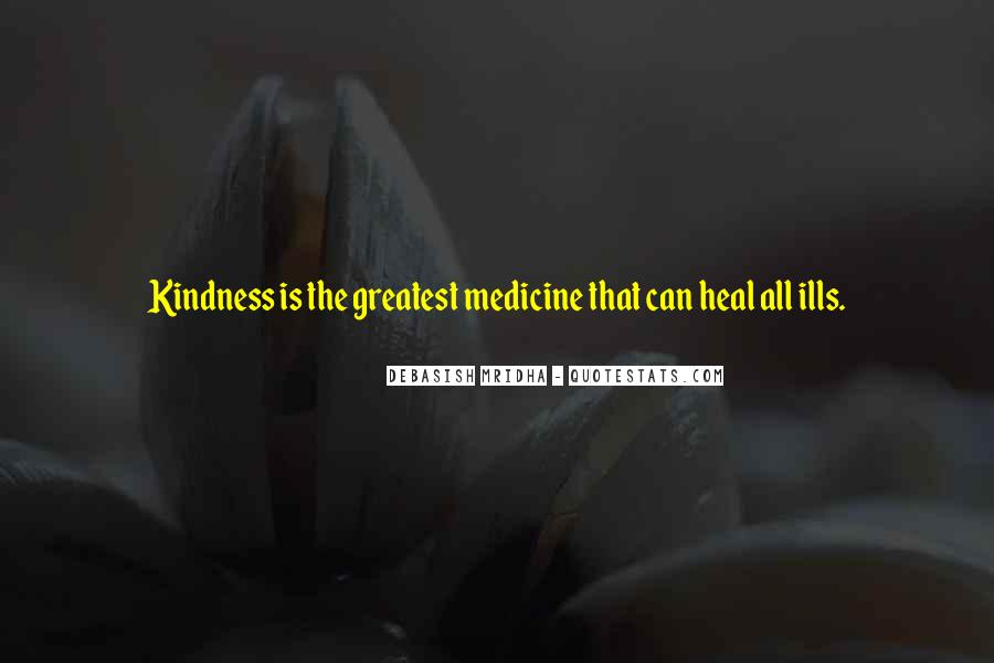 Quotes About Medicine Inspirational #1008864