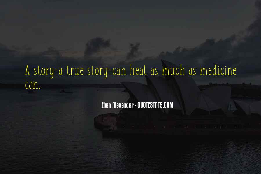 Quotes About Medicine Inspirational #1075400