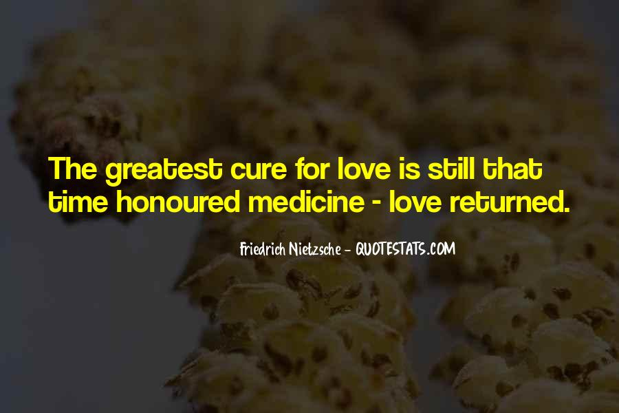 Quotes About Medicine Inspirational #1142206