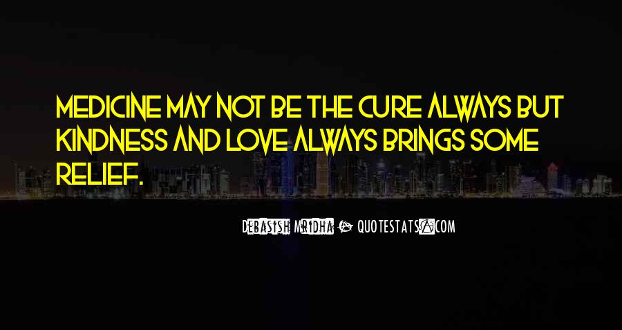 Quotes About Medicine Inspirational #1468636