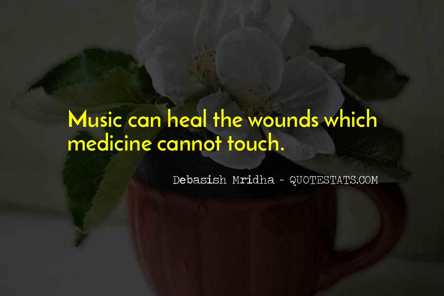 Quotes About Medicine Inspirational #433512