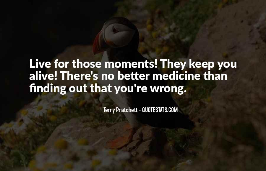 Quotes About Medicine Inspirational #824571