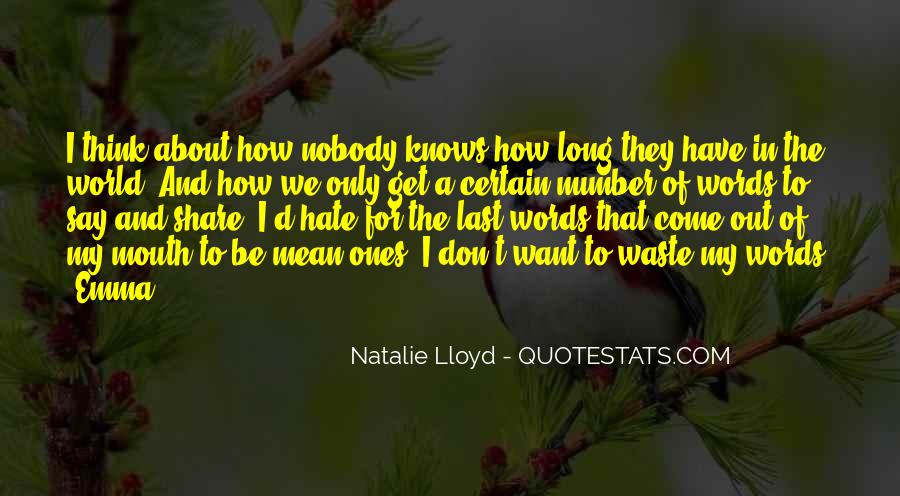 Beautiful Nighttime Quotes #1402420