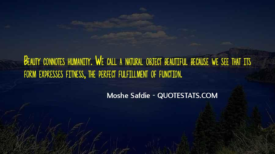 Beautiful Object Quotes #1563556