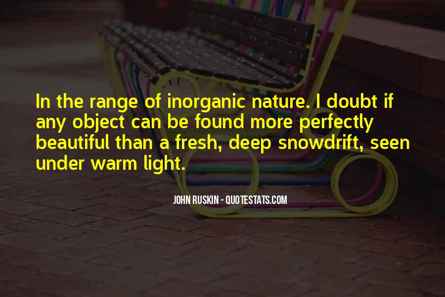 Beautiful Object Quotes #71316