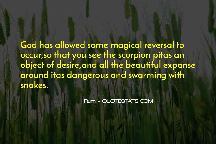 Beautiful Object Quotes #796048