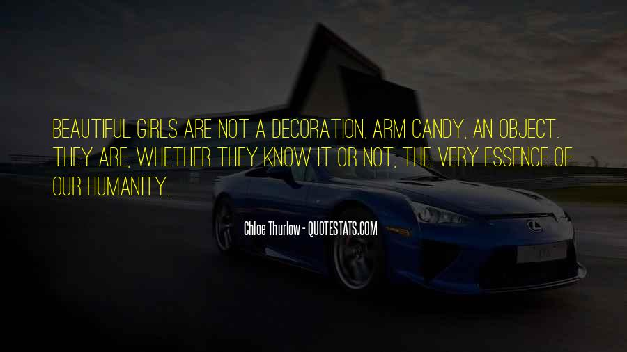 Beautiful Object Quotes #985734