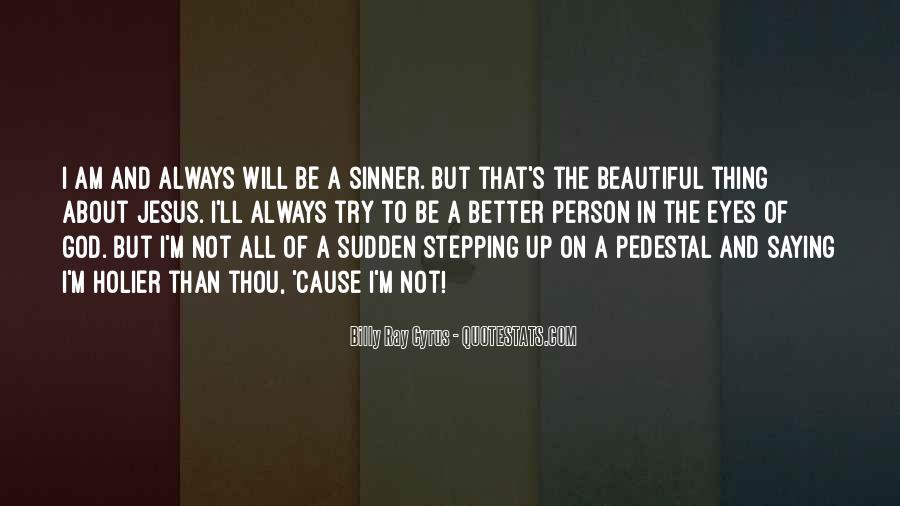 Beautiful Sinner Quotes #100602