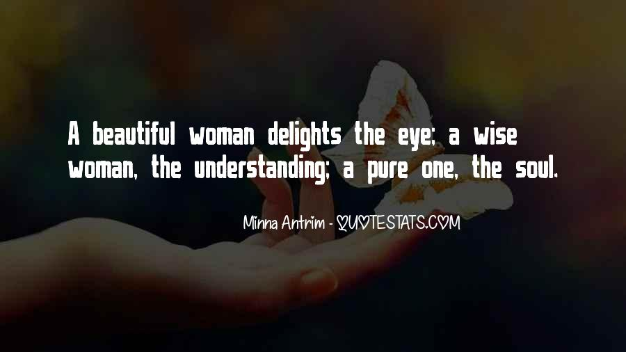 Beautiful Soul Woman Quotes #160754