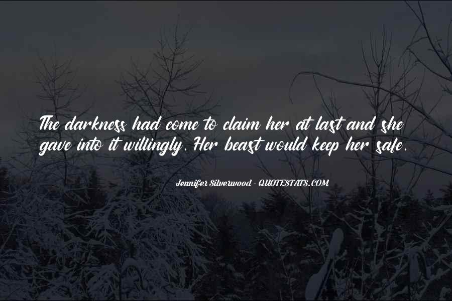 Beauty And Beast Quotes #1147921