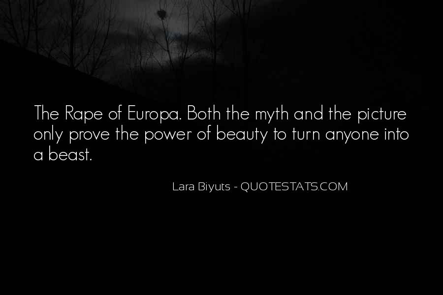 Beauty And Beast Quotes #189013