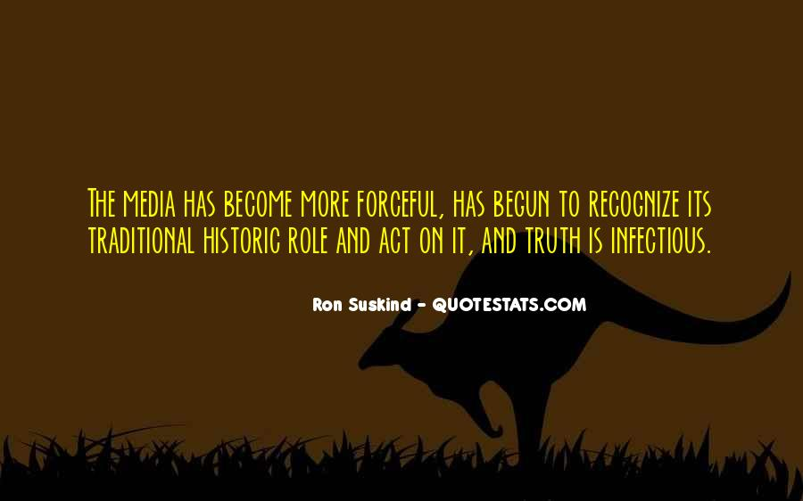 Quotes About Media Role #1155819