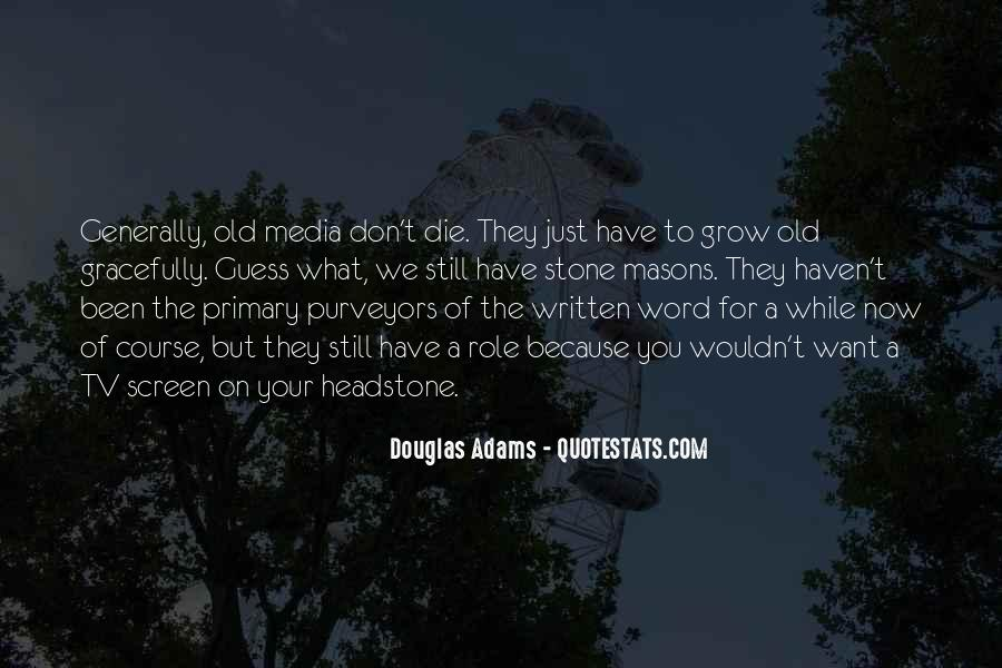 Quotes About Media Role #1552930