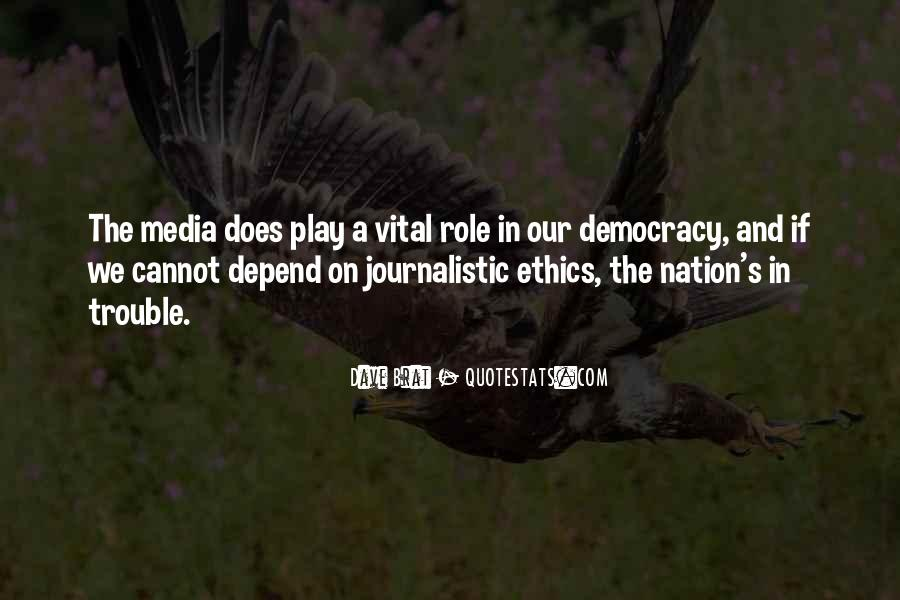 Quotes About Media Role #199606
