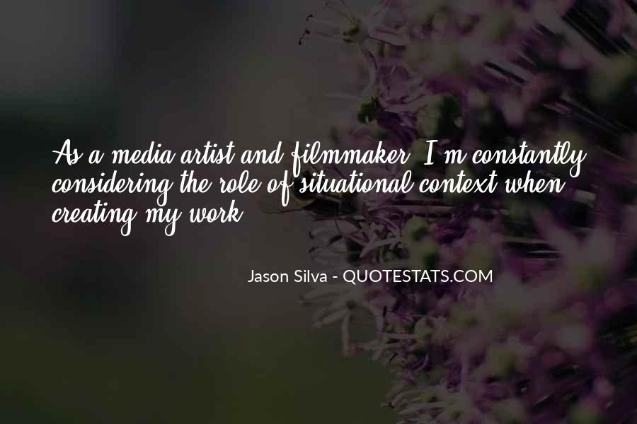 Quotes About Media Role #637084