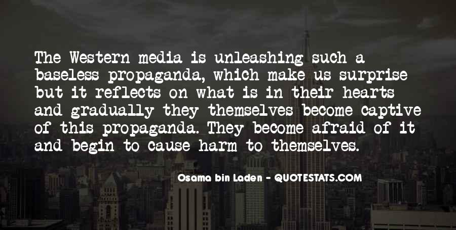 Quotes About Media Propaganda #109437