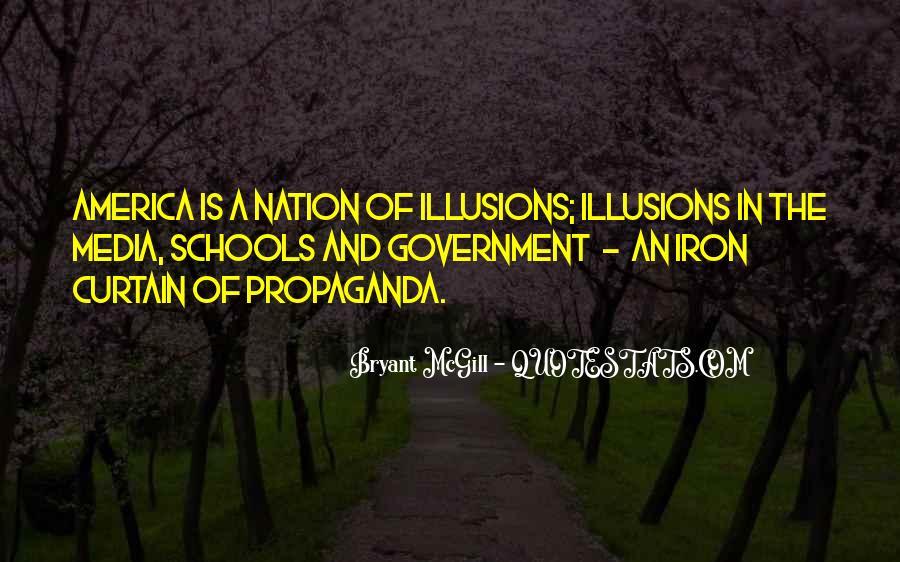 Quotes About Media Propaganda #1249002