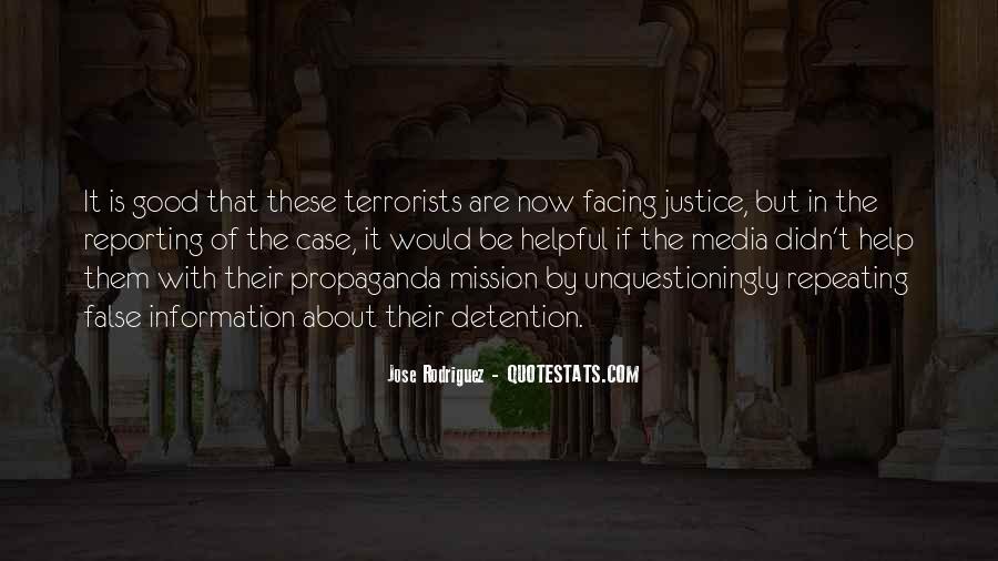 Quotes About Media Propaganda #1450917