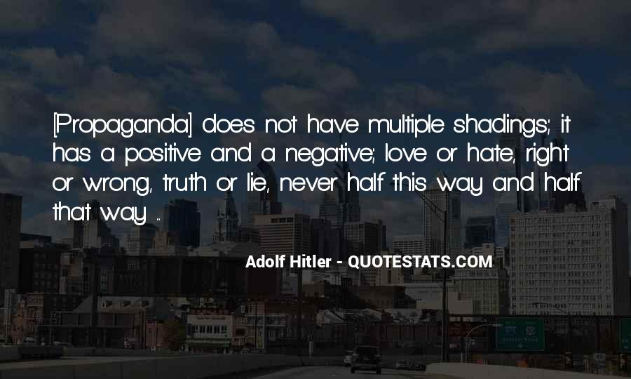 Quotes About Media Propaganda #1802867