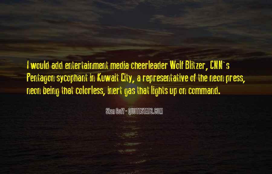 Quotes About Media Propaganda #352460