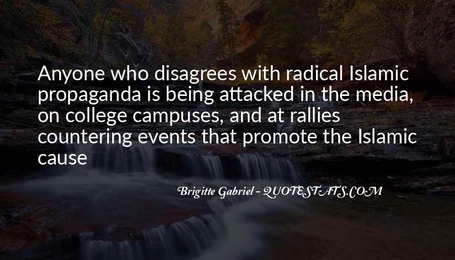 Quotes About Media Propaganda #52871