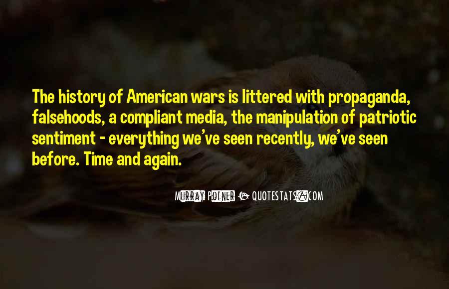 Quotes About Media Propaganda #61224