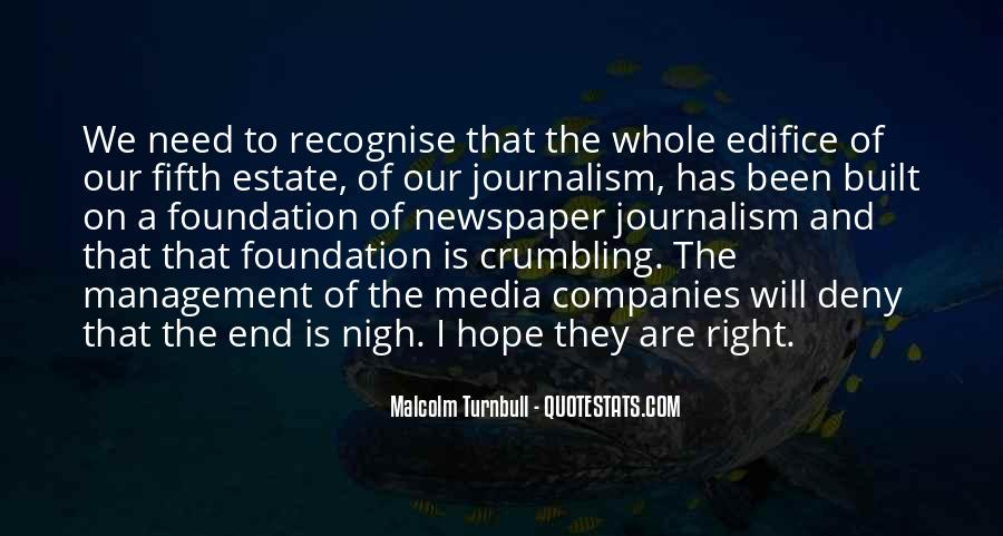 Quotes About Media Malcolm X #1511890