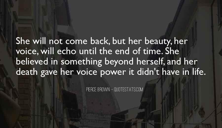 Beauty Beyond Quotes #1159357