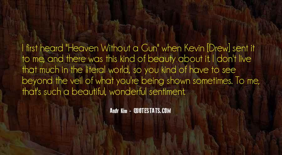 Beauty Beyond Quotes #700036