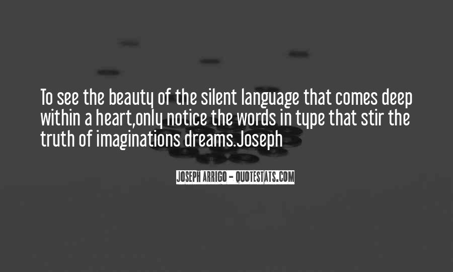 Beauty Comes Within Quotes #115660