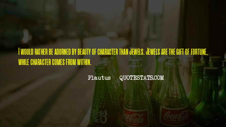 Beauty Comes Within Quotes #415879
