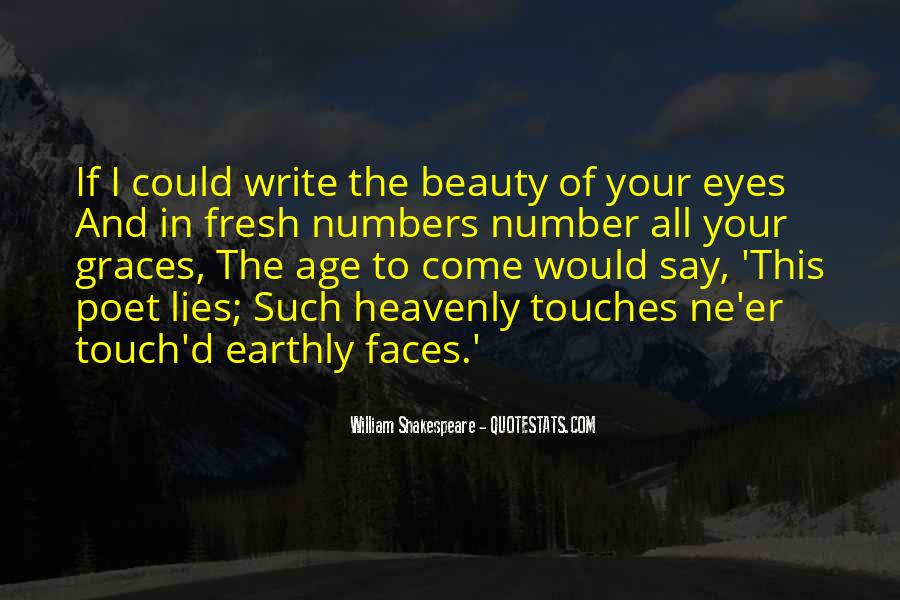 Beauty Comes Within Quotes #6319