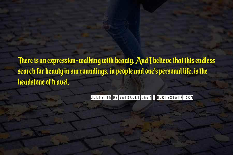 Beauty Comes Within Quotes #7153