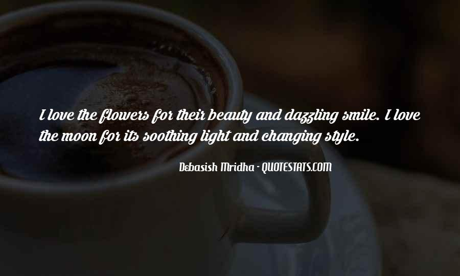 Beauty Comes Within Quotes #7374
