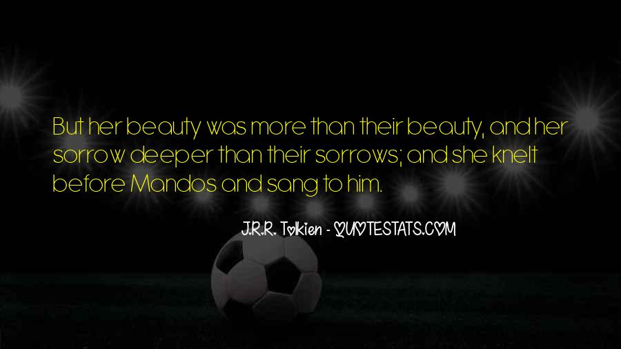 Beauty Comes Within Quotes #745