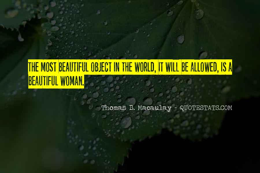 Beauty Comes Within Quotes #7479