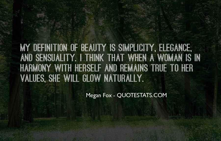 Beauty Definitions Quotes #734399
