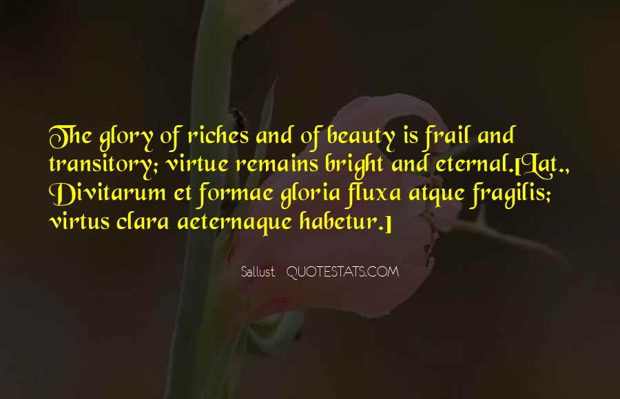 Beauty Is Eternal Quotes #1016591