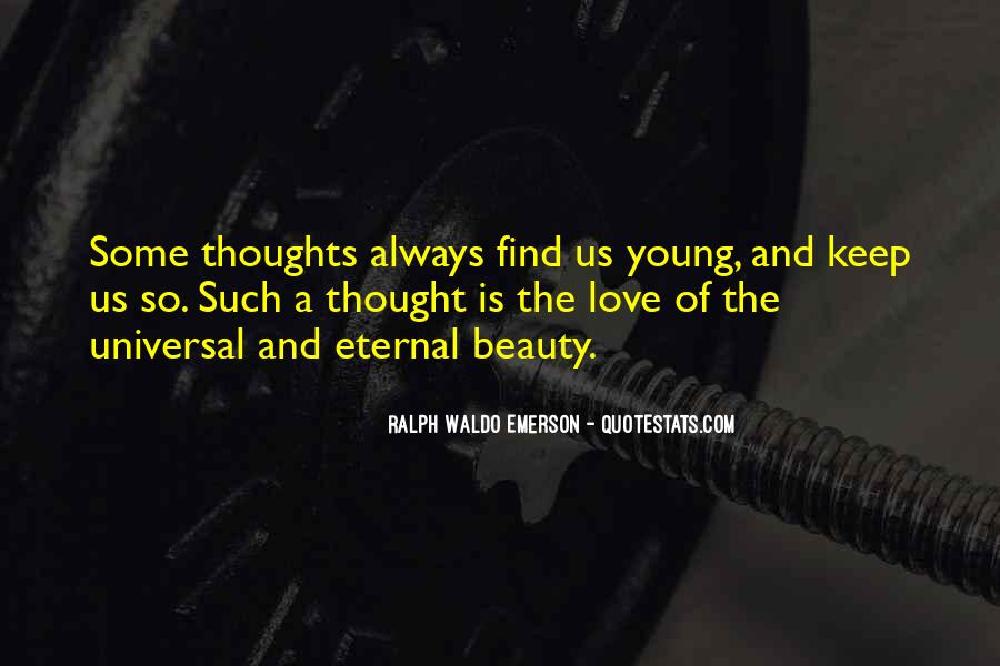 Beauty Is Eternal Quotes #1282459