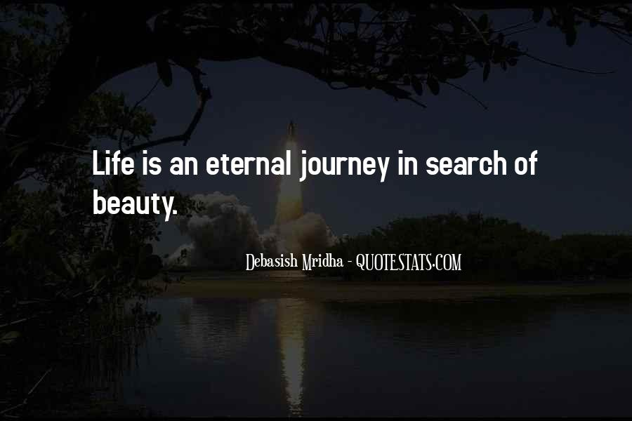 Beauty Is Eternal Quotes #827978